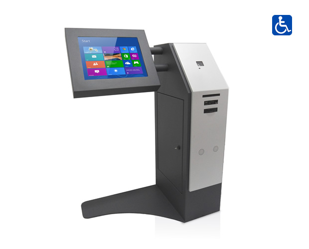 kiosque interactif logiciel minusvalido