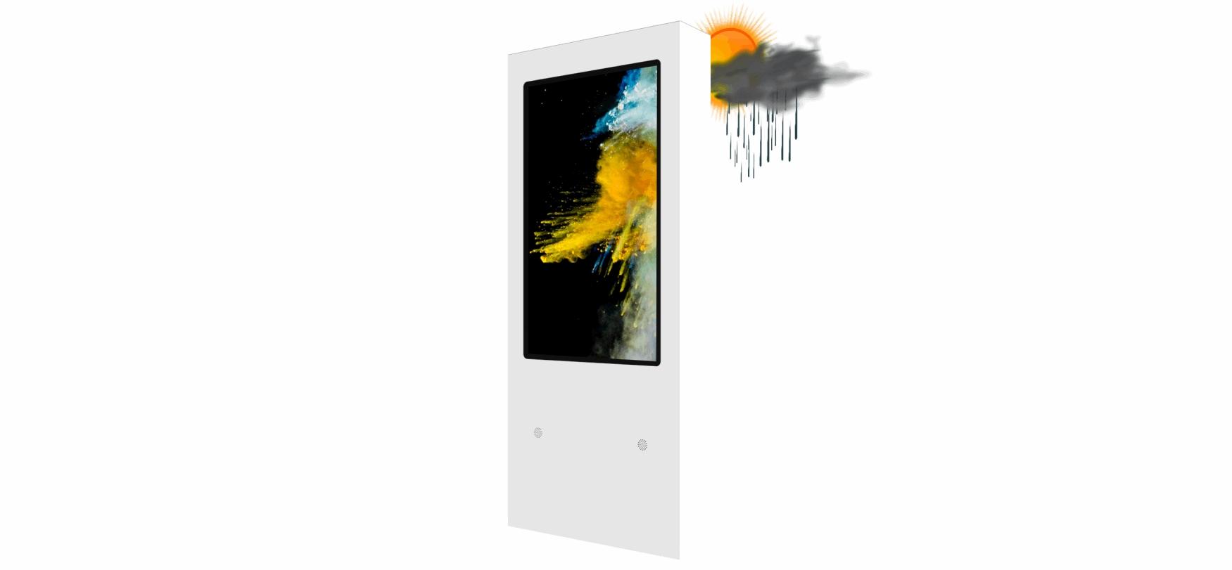 Kiosco interactivo Serie E49